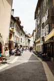 Old town Annecy, France Royalty Free Stock Image