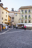Old town Annecy Stock Photo