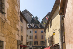 Old town Annecy Royalty Free Stock Image