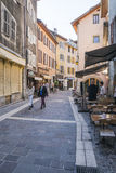 Old town Annecy Royalty Free Stock Photo