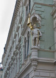 Old town architecture in Graz, Styria, Austria. Royalty Free Stock Images