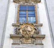Old town architecture in Graz, Styria, Austria. Stock Photo