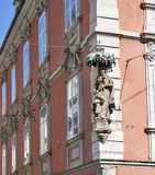 Old town architecture in Graz, Styria, Austria. Stock Photography