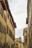 The old town of Arezzo Royalty Free Stock Photo
