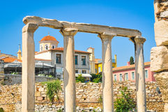 Old town in Athens, Greece Stock Photography
