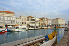 Old town of Aveiro, Portugal Stock Photo