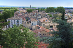 Old Town, Avignon, France Stock Photo