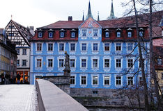 The Old Town of Bamberg(Germany) Stock Photo