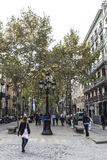 Old town, Barcelona Stock Photo
