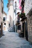 Old town Bari Stock Photography