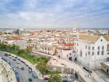 Old town of Bari, Puglia, Italy royalty free stock image