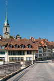 Old town of Bern Royalty Free Stock Images