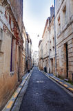 Old town in bordeaux city Royalty Free Stock Photography