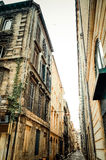 Old town in bordeaux city Stock Photography