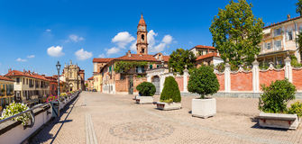 Old town of Bra. Royalty Free Stock Images