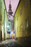 Old Town, Bratislava, Slovakia, Europe Stock Photography