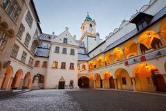 Old town in Bratislava. Royalty Free Stock Photography