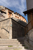 Old town Briancon, France Stock Image