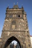 Old Town Bridge Tower, Charles Bridge, Prague Royalty Free Stock Image