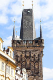Old Town Bridge Tower, Charles Bridge , Prague, Czech Republic Royalty Free Stock Photography