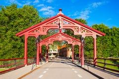 Old Town Bridge, Trondheim Stock Images