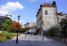 Old Town, Bucharest Stock Images