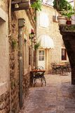 Old town Budva Stock Image