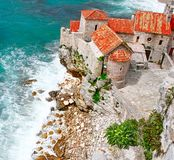 Old town in Budva Royalty Free Stock Photo