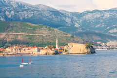 Old town in Budva Stock Photos