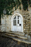 Old Town Budva in Montenegro. Ancient Fortress the in Venetian S Royalty Free Stock Photography