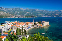 Old town Budva,  Montenegro Royalty Free Stock Image