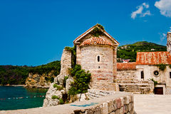 Old Town Budva. Panorama Royalty Free Stock Image