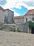 Old town of Budva Stock Photography