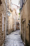 Old Town Budva Royalty Free Stock Photos