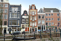 Old town building, Amsterdam Royalty Free Stock Image