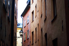 Old Town Buildings Royalty Free Stock Photography