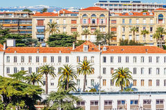 The old town of Cannes, France Cote d'Azur Stock Photos