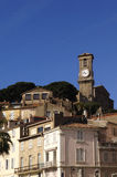 Old Town of Cannes, French Riviera, France Stock Photos