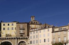 Old town of Cannes, French Riviera Royalty Free Stock Photography