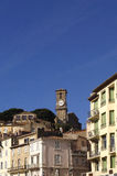 Old town of Cannes, French Riviera Stock Photos