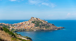 Old town Castelsardo Royalty Free Stock Images