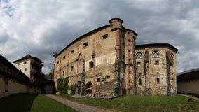 Old Town Castle, Banska Stiavnica, Slovakia Stock Image