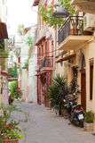 Old town of Chania Royalty Free Stock Photo