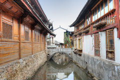 Old town in China Stock Image