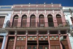 Old town, Cienfuegos, Cuba Royalty Free Stock Image