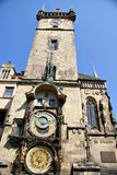 Old Town City Hall in Prague, Czech Republic Royalty Free Stock Photo