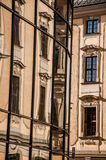Old town in the city of Wroclaw Royalty Free Stock Photos