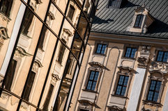 Old town in the city of Wroclaw Royalty Free Stock Images