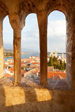Old Town Cityscape royalty free stock photography