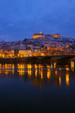Old town of Coimbra, Portugal Royalty Free Stock Images